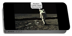 Alice Kramden On The Moon Portable Battery Charger