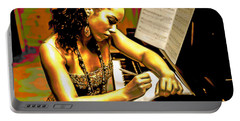 Alicia Keys Portable Battery Charger