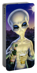 Alien Brew Portable Battery Charger