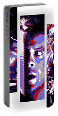All-american 80's Action Movies Portable Battery Charger