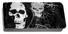 All Hallow's Eve Portable Battery Charger