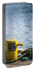All Lust X No Love Portable Battery Charger