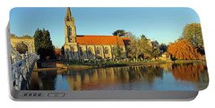 All Saints Church Marlow Portable Battery Charger
