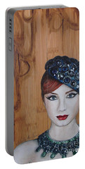 All That Girls Love 3 Portable Battery Charger by Malinda  Prudhomme