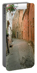 Alley In Tourrette-sur-loup Portable Battery Charger