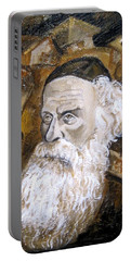 Alter Rebbe Portable Battery Charger