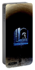 Altered Arch Walkway Portable Battery Charger