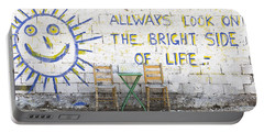 Always Look On The Bright Side Of Life Portable Battery Charger