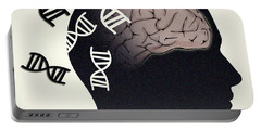 Alzheimers Disease, Genetics Research Portable Battery Charger