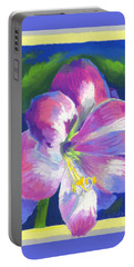 Amaryllis By Morning Portable Battery Charger
