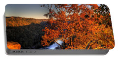 Amazing Tree At Overlook Portable Battery Charger