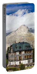 Amazing Villa Cassel In The Swiss Alps Switzerland Portable Battery Charger