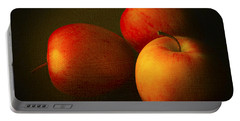 Ambrosia Apples Portable Battery Charger