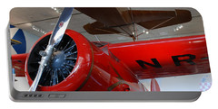 Amelia Earhart Prop Plane Portable Battery Charger