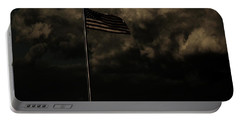 Portable Battery Charger featuring the photograph America....... by Jessica Shelton