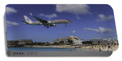 American Airlines At St. Maarten Portable Battery Charger