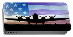 American B-17 Flying Fortress Portable Battery Charger