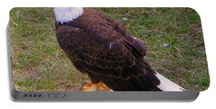 American Bald Eagle 1 Portable Battery Charger