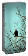 American Eagle Portable Battery Charger by Desiree Paquette
