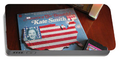Portable Battery Charger featuring the photograph American Music by Michael Krek