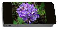 American Wisteria Portable Battery Charger