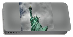 America's Lady Liberty Portable Battery Charger