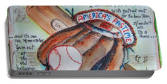 Americas Pastime II Portable Battery Charger