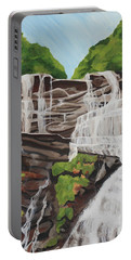 Amicalola Falls Portable Battery Charger