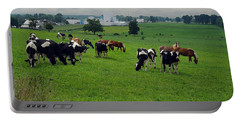 Amish Pastureland  Portable Battery Charger
