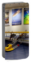 Amphibious Plane And Era Posters Portable Battery Charger