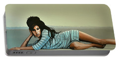 Amy Winehouse 2 Portable Battery Charger