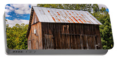 An American Barn 2 Portable Battery Charger by Steve Harrington