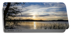 An Evening In Lakes Country Portable Battery Charger