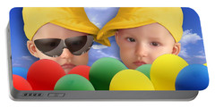 An Image Of A Photograph Of Your Child. - 07a Portable Battery Charger