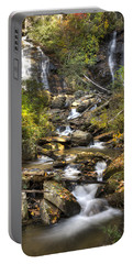 Ana Ruby Falls In Autumn Portable Battery Charger