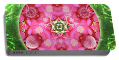 Anahata Rose Portable Battery Charger