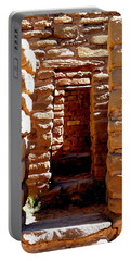 Ancient Doorways Portable Battery Charger