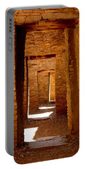 Ancient Galleries Portable Battery Charger by Joe Kozlowski