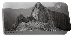 Ancient Machu Picchu Portable Battery Charger