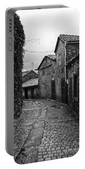 Ancient Street In Tui Bw Portable Battery Charger