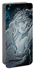 And God Created Woman Portable Battery Charger