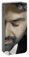 Andrea Bocelli And Vertical Portable Battery Charger