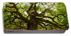 Angel Oak Tree 2009 Portable Battery Charger