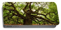 Angel Oak Tree 2009 Portable Battery Charger
