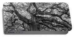 Angel Oak Tree Portable Battery Charger
