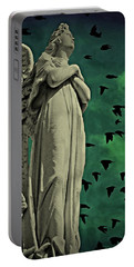 Angel Of Stone Portable Battery Charger