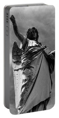 Portable Battery Charger featuring the photograph Angel Of The Book Of Life by Lisa Brandel