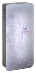Angel Portable Battery Charger by Sandra Phryce-Jones
