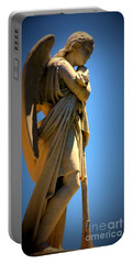 Angel Watching Portable Battery Charger