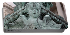 Portable Battery Charger featuring the photograph Angel Wings by Ed Weidman